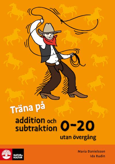 Träna på matte 0-20 add & sub utan övergångar (5-pack)