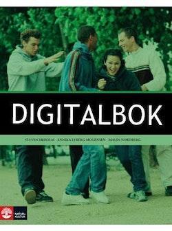 Svenska i dag Övningsbok 9 Digitalbok ljud