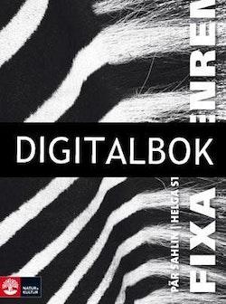 Fixa svenskan Fixa genren Digitalbok ljud