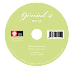 Genial 4 Elev-cd mp3, andra upplagan