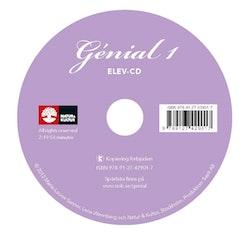 Genial 1 Elev-cd mp3, andra upplagan