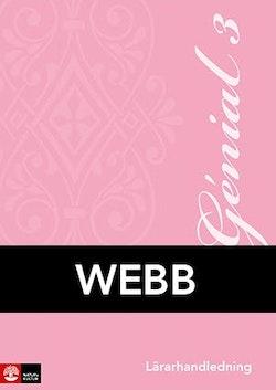 Genial 3 Lärarhandledning Webb, andra upplagan