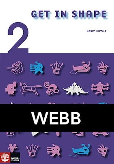 Get in Shape! 2 Lärarhandledning Webb