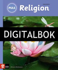 PULS Religion 4-6 Tredje upplagan Grundbok Digitalbok ljud