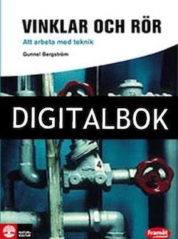 Framåt Vinklar och rör - Att arbeta med teknik  Digital