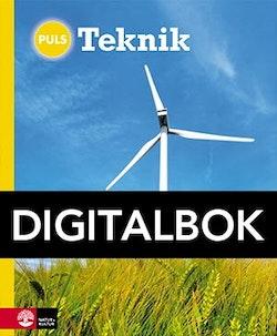 PULS Teknik 7-9 Grundbok Digital, fjärde upplagan