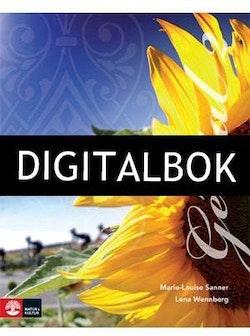Génial 2 (2:a uppl) Allt-i-ett-bok Digitalbok ljud
