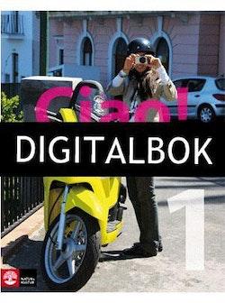 Ciao 1 Allt-i-ett-bok Digitalbok ljud