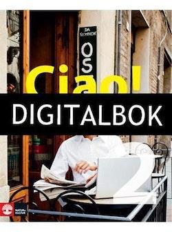 Ciao 2 Allt-i-ett-bok Digitalbok ljud