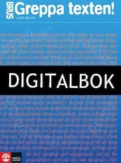 BRUS Greppa texten! Digitalbok ljud