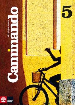 Caminando 5 Lärarhandledning Webb