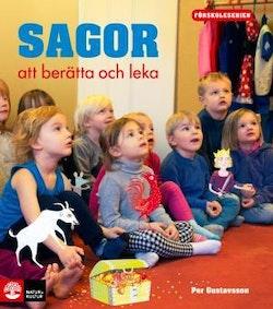 Förskoleserien Sagor att berätta och leka