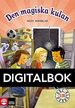 ABC-klubben åk 1 Den magiska kulan Läsebok B Digital