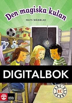 ABC-klubben åk 1 Den magiska kulan Läsebok C Digital