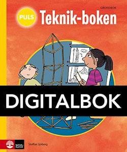 PULS, Teknik-boken 1-3 Grundbok Digital, tredje upplagan UK