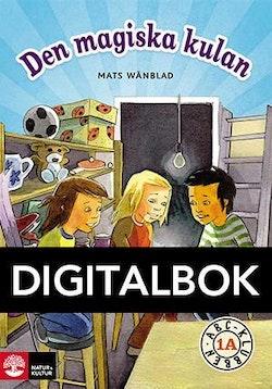 ABC-klubben åk 1, Läsebok A Digital UK