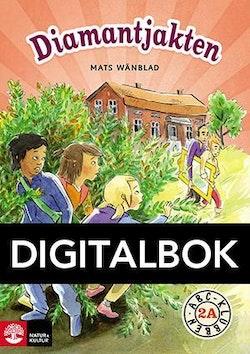 ABC-klubben åk 2, Läsebok A Digital UK