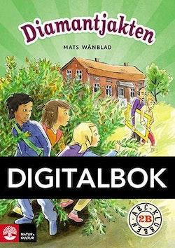 ABC-klubben åk 2, Läsebok B Digital UK