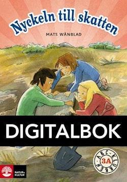 ABC-klubben åk 3, Läsebok A Digital UK