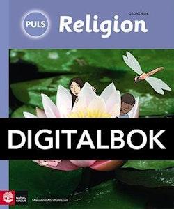 PULS, Religion 4-6 Grundbok Digital, tredje upplagan UK