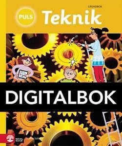 PULS, Teknik 4-6 Grundbok Digital, tredje upplagan UK
