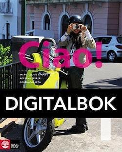 Ciao 1 Allt-i-ett-bok Digitalbok