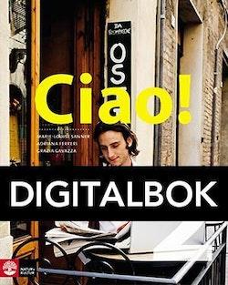 Ciao 2 Allt-i-ett-bok Digitalbok