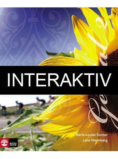 Génial 2 (2:a uppl) Allt-i-ett-bok Interaktiv Plus