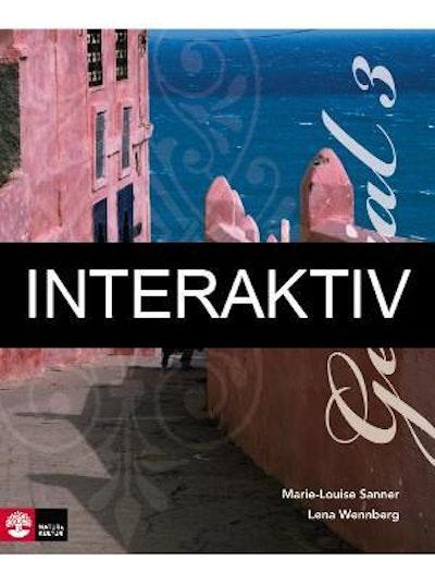 Génial 3 (2:a uppl) Allt-i-ett-bok Interaktiv Plus