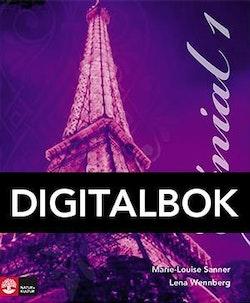 Génial 1 Allt-i-ett-bok Digitalbok, andra upplagan