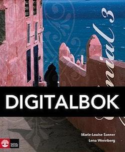 Génial 3 Allt-i-ett-bok Digitalbok, andra upplagan