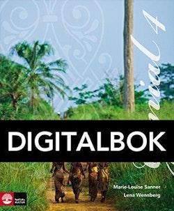 Génial 4 Allt-i-ett-bok Digitalbok, andra upplagan