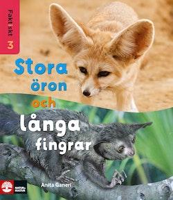 Faktiskt Stora öron och långa fingrar