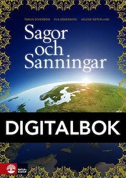 Sagor och sanningar Grundbok Digital, tredje upplagan
