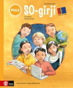 PULS SO-boken 1-3 Grundbok Nordsamiska