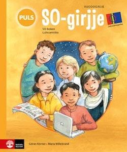 PULS SO-boken 1-3 Grundbok Lulesamiska