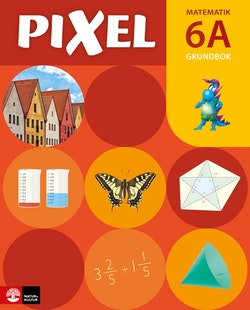 Pixel 6B Övningsbok, andra upplagan