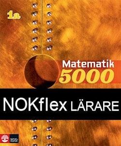 NOKflex Matematik 5000 Kurs 1a Gul, Lärare
