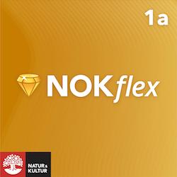 NOKflex Matematik 5000 Kurs 1a Gul