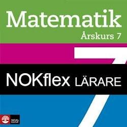 NOKflex Matematik 7, Lärare