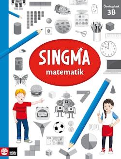 Singma matematik 3B Övningsbok