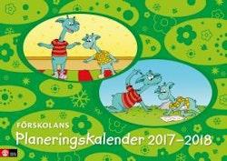 Planeringskalender för förskolan 2017-2018