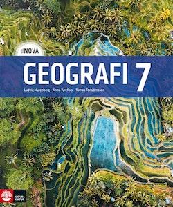SOL NOVA Geografi 7 Elevbok