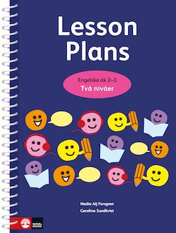 Lesson Plans Engelska å 2-3 Två nivåer kopieringsunderlag