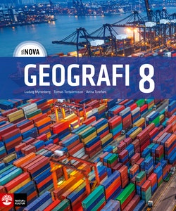 SOL NOVA Geografi 8