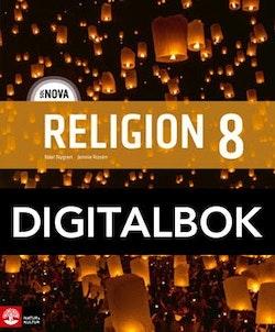 SOL NOVA Religion 8 Digitalbok