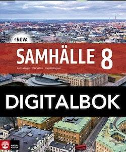 SOL NOVA Samhälle 8 Digitalbok