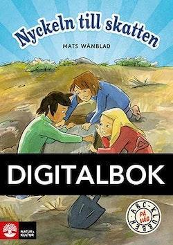 ABC-klubben åk 3, Läsebok På väg Digital