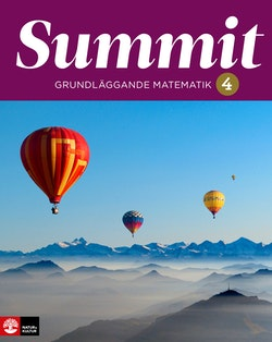 Summit 4 grundläggande matematik
