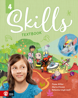 Skills Textbook åk 4